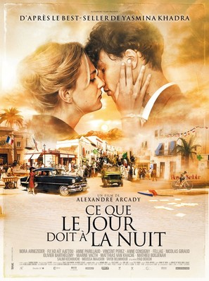 Ce que le jour doit à la nuit - French Movie Poster (thumbnail)