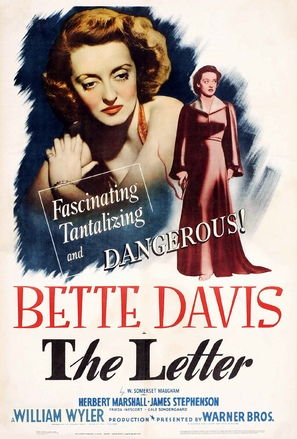 The Letter - Movie Poster (thumbnail)