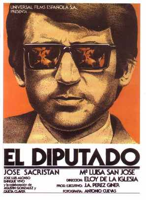 Diputado, El - Spanish Movie Poster (thumbnail)