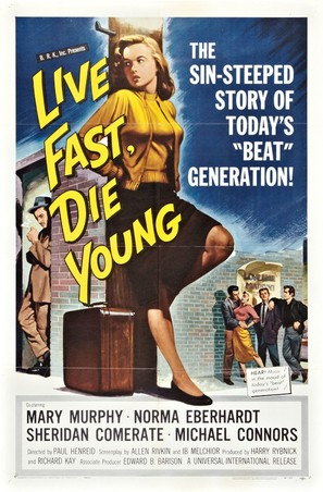Live Fast, Die Young - Movie Poster (thumbnail)