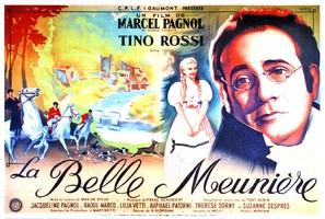 La belle meunière - French Movie Poster (thumbnail)