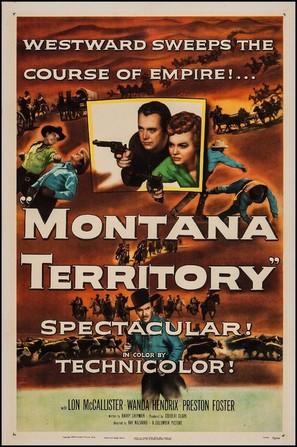Montana Territory - Movie Poster (thumbnail)