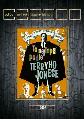 """Monty Python's Personal Best"" - Czech DVD movie cover (thumbnail)"