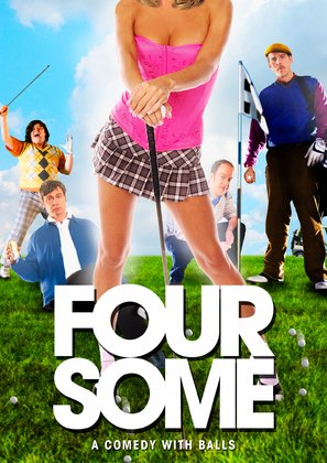 The Foursome - Canadian DVD cover (thumbnail)
