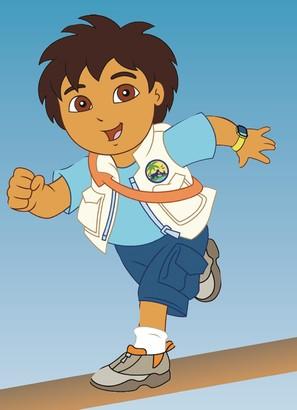 """Go, Diego! Go!"" - Key art (thumbnail)"