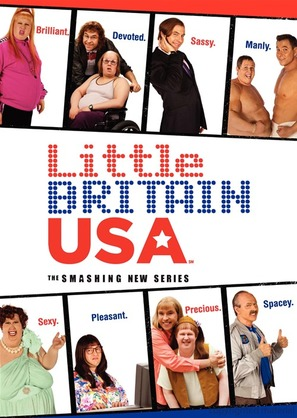 """Little Britain USA"" - Movie Cover (thumbnail)"