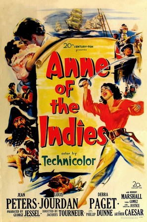 Anne of the Indies - Movie Poster (thumbnail)