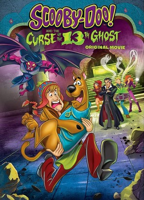 Scooby-Doo! and the Curse of the 13th Ghost - Movie Cover (thumbnail)