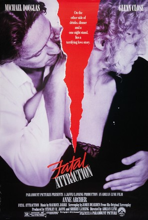 Fatal Attraction - Movie Poster (thumbnail)