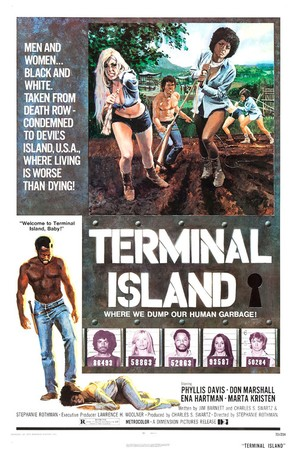 Terminal Island - Movie Poster (thumbnail)