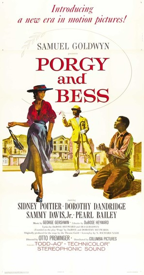 Porgy and Bess - Movie Poster (thumbnail)