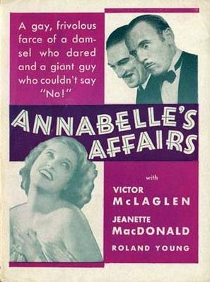 Annabelle's Affairs - poster (thumbnail)