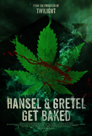 Hansel & Gretel Get Baked - Movie Poster (thumbnail)