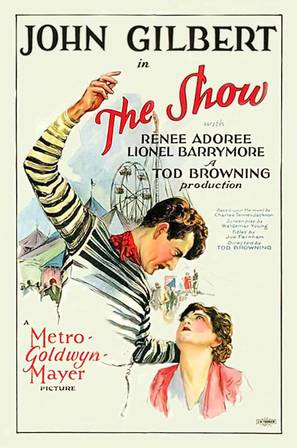 The Show - Movie Poster (thumbnail)