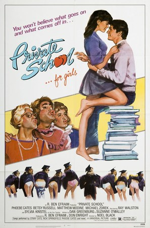 Private School - Movie Poster (thumbnail)