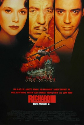 Richard III - Movie Poster (thumbnail)
