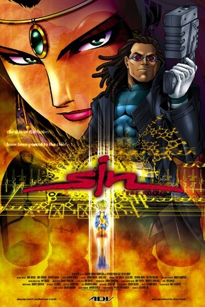Sin The Movie 2000 Movie Posters