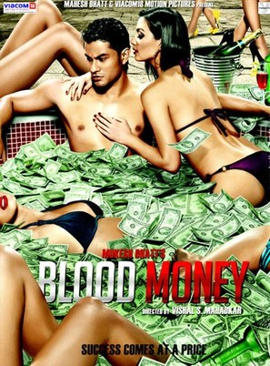 Blood Money - Indian Movie Poster (thumbnail)