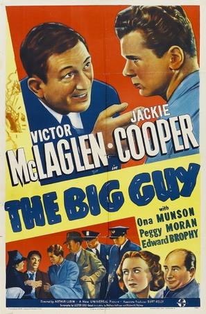 The Big Guy - Movie Poster (thumbnail)