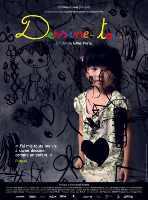 Dessine-toi... - French Movie Poster (thumbnail)