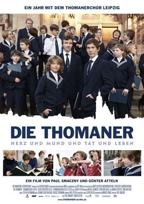 Die Thomaner - German Movie Poster (thumbnail)