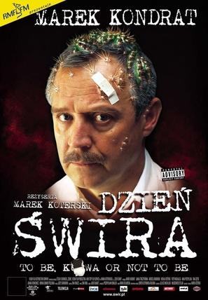Dzien swira - Polish DVD cover (thumbnail)
