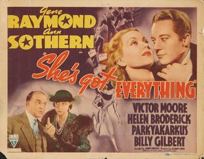 She's Got Everything - Movie Poster (thumbnail)