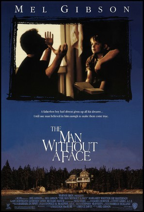 The Man Without a Face - Movie Poster (thumbnail)