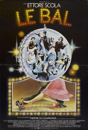 Le bal - Movie Poster (thumbnail)