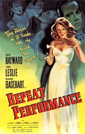 Repeat Performance - Movie Poster (thumbnail)