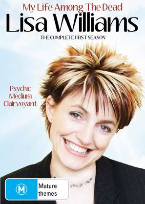 """Lisa Williams: Life Among the Dead"" - Australian Movie Cover (thumbnail)"