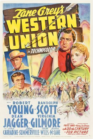 Western Union - Movie Poster (thumbnail)
