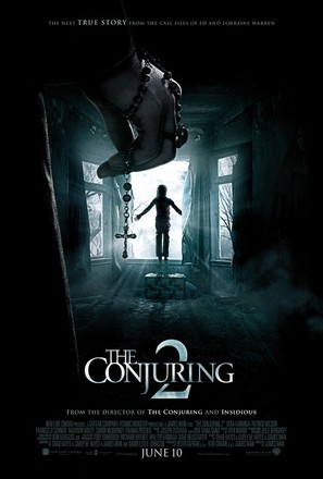 The Conjuring 2 - Movie Poster (thumbnail)