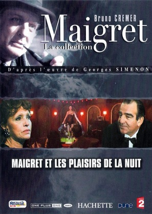 """Maigret"" - French Movie Cover (thumbnail)"