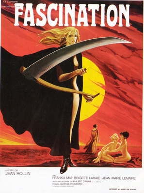 Fascination - French Movie Poster (thumbnail)