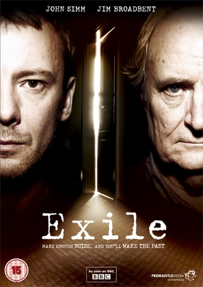 """""""Exile"""" - British DVD movie cover (thumbnail)"""