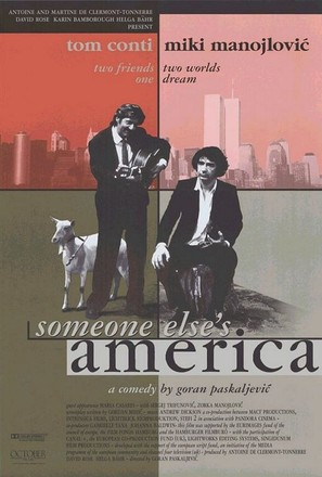 Someone Else's America - Movie Poster (thumbnail)