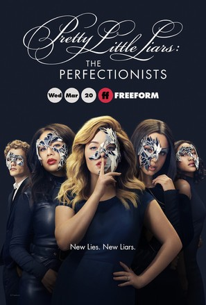 """Pretty Little Liars: The Perfectionists"" - Movie Poster (thumbnail)"