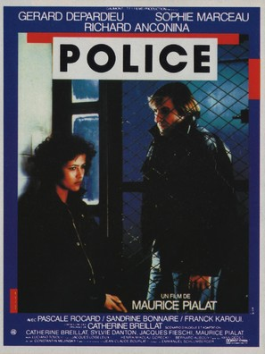 Police - French Movie Poster (thumbnail)