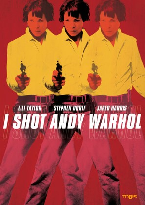 I Shot Andy Warhol - German poster (thumbnail)