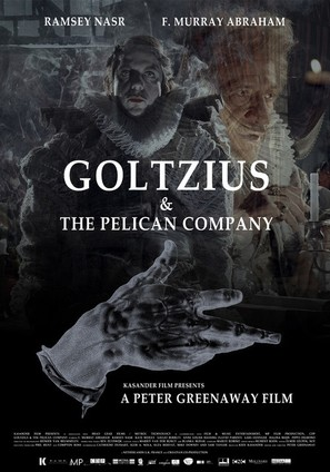 Goltzius and the Pelican Company - British Movie Poster (thumbnail)