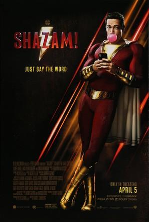 Shazam! - Movie Poster (thumbnail)