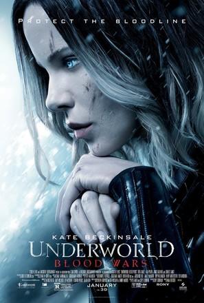 Underworld: Blood Wars - Movie Poster (thumbnail)