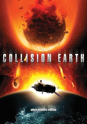 Collision Earth - DVD movie cover (thumbnail)