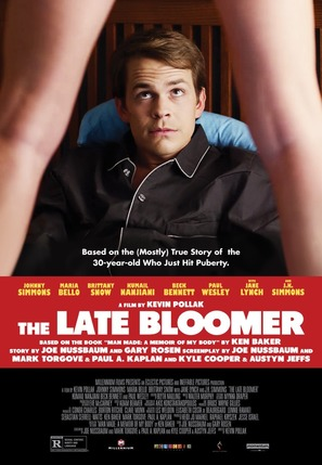 Late Bloomer - Movie Poster (thumbnail)
