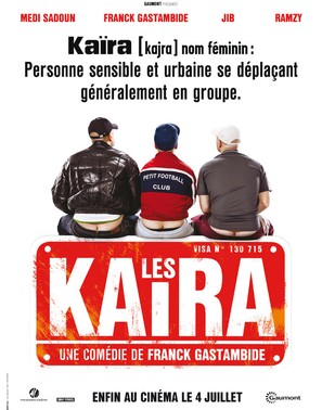 Les Kaïra - French Movie Poster (thumbnail)