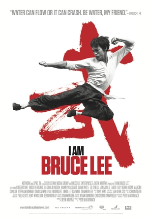 I Am Bruce Lee - Canadian Movie Poster (thumbnail)