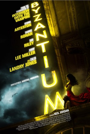 Byzantium - British Movie Poster (thumbnail)