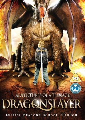 Adventures of a Teenage Dragonslayer - British Movie Cover (thumbnail)
