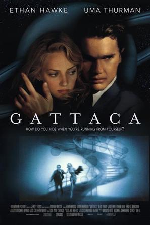 Gattaca - Movie Poster (thumbnail)